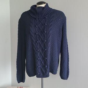 Vintage wind river sweater